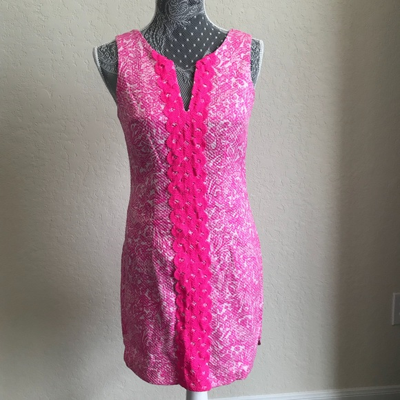 871576def0d Lilly Pulitzer for Target Dresses   Skirts - Lilly Pulitzer Target Hot Pink  See Ya Later